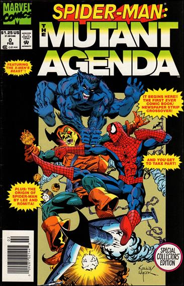 Spider-Man: The Mutant Agenda 0-A by Marvel