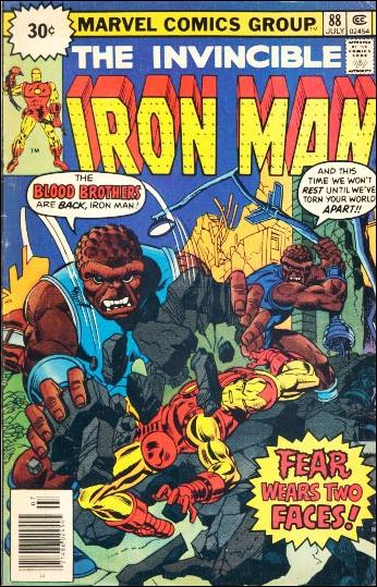 Iron Man (1968) 88-B by Marvel