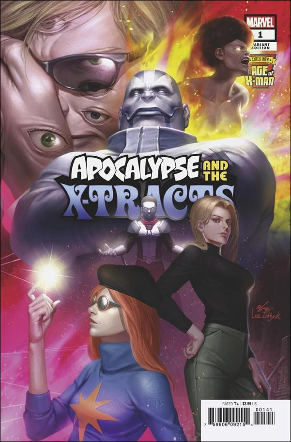 Age of X-Man: Apocalypse and the X-Tracts 1-B by Marvel