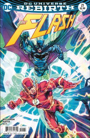 Flash (2016) 21-C