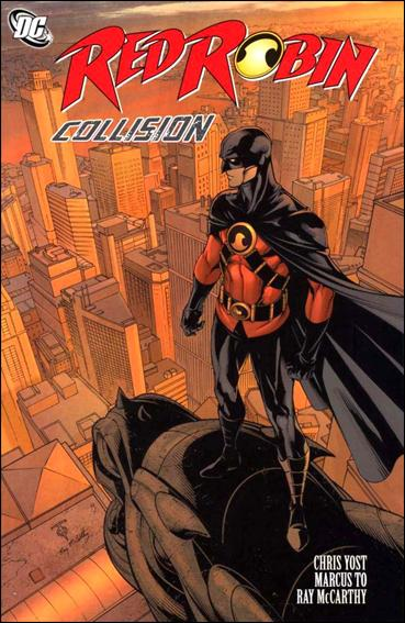 Red Robin: Collision 1-A by DC