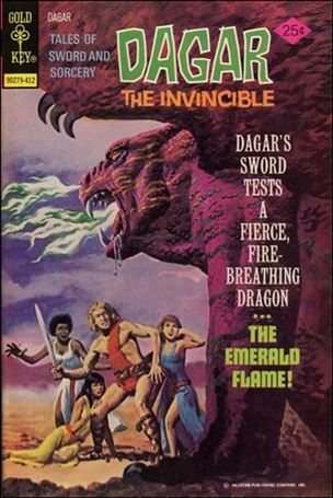 Dagar the Invincible 10-A