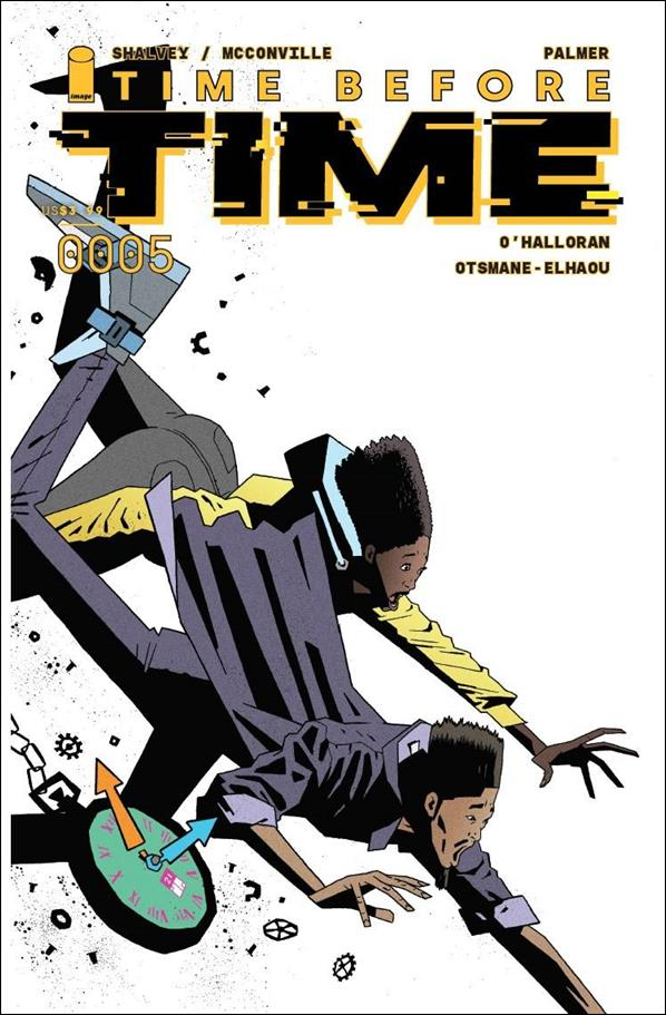 Time Before Time 5-C by Image