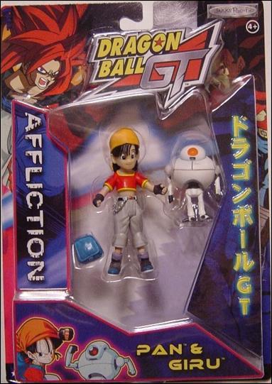 dragon ball gt pan. Dragon Ball GT Pan and Giru by