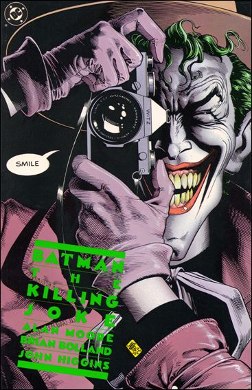 Batman: The Killing Joke 1-A by DC