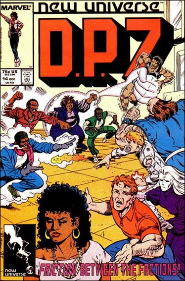 D.P.7 14-A by Marvel