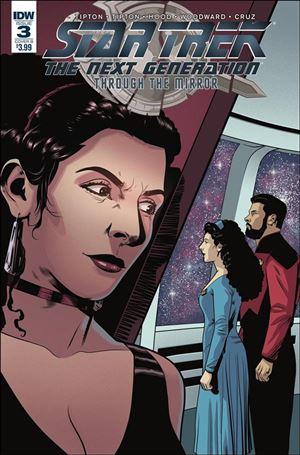 Star Trek: The Next Generation: Through The Mirror 3-B