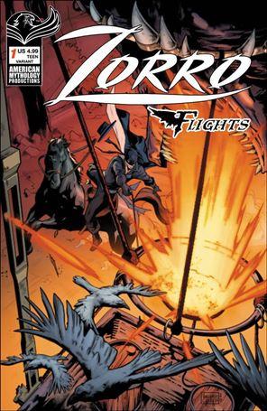 Zorro: Flights 1-B