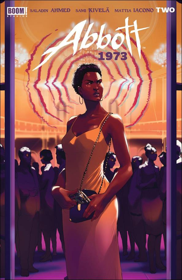 Abbott: 1973 2-A by Boom! Studios