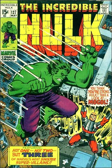 Incredible Hulk (1968) 127-A by Marvel