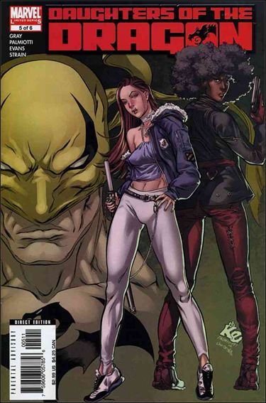 Daughters of the Dragon 5-A by Marvel