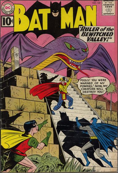 Batman (1940) 142-A by DC