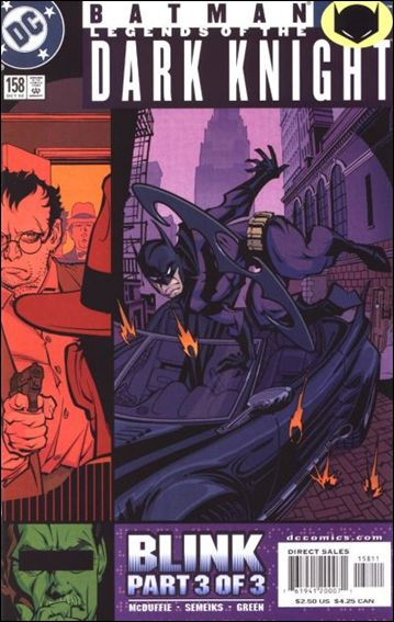 Batman: Legends of the Dark Knight 158-A by DC