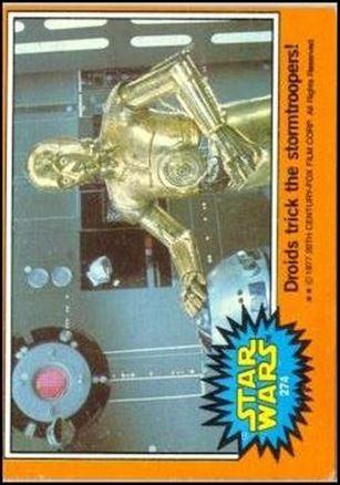 Star Wars: Series 5 (Base Set) 274-A