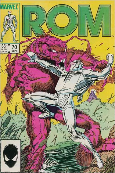ROM (1979) 70-A by Marvel