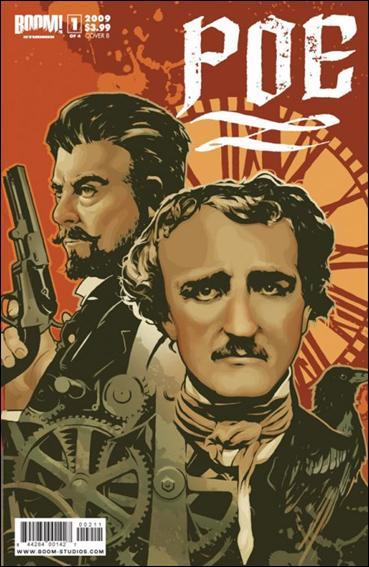 Poe (2009) 1-B by Boom! Studios