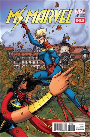 Ms. Marvel (2016) 13-B