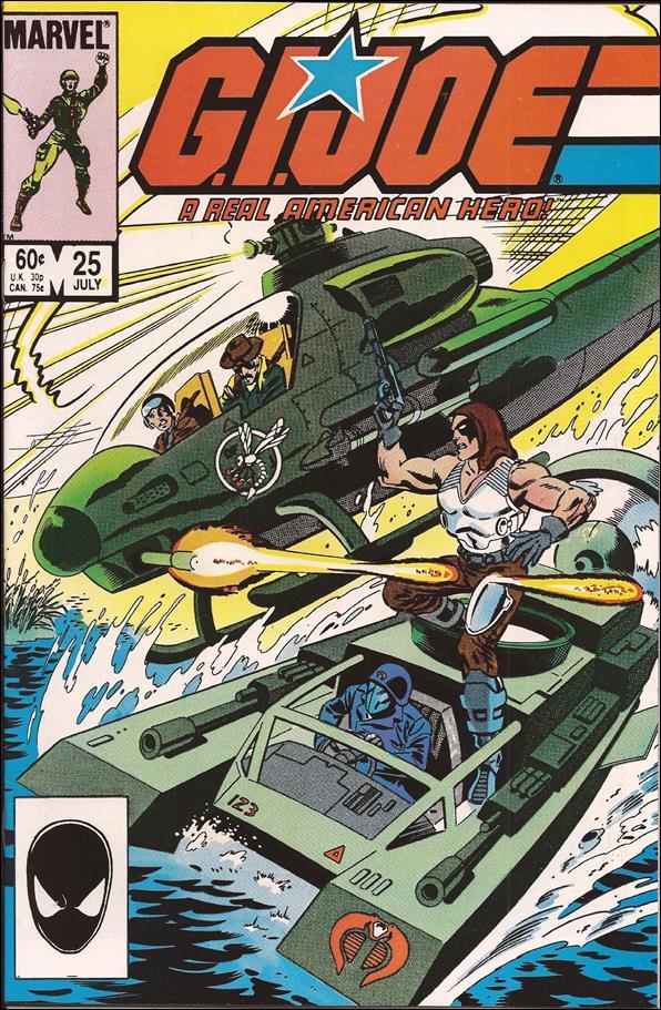 G.I. Joe: A Real American Hero 25-C by IDW