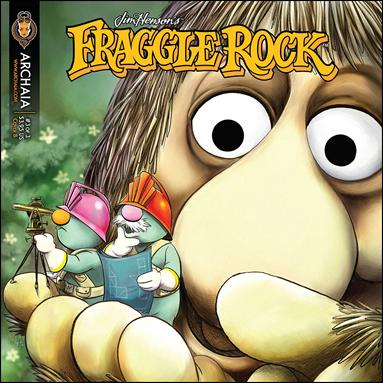 Fraggle Rock (2010) 3-B by Archaia