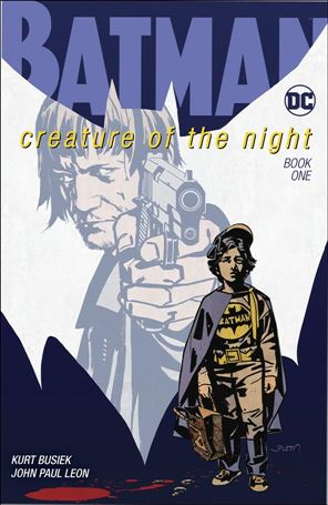 Batman: Creature of the Night 1-A