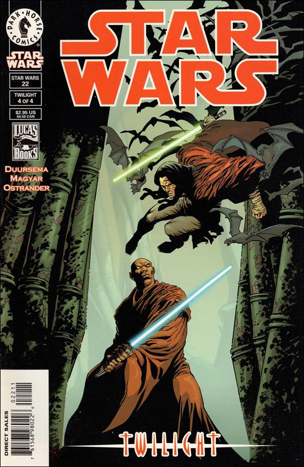 Star Wars/Star Wars Republic 22-A by Dark Horse