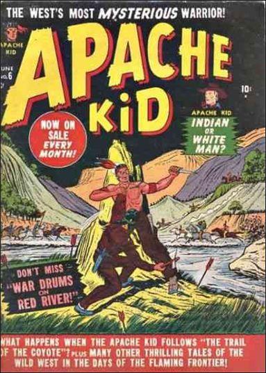 Apache Kid 6-A by Atlas