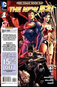 DC Comics - The New 52 FCBD Special Edition 1-I