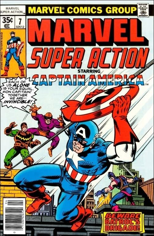 Marvel Super Action (1977) 7-A by Marvel