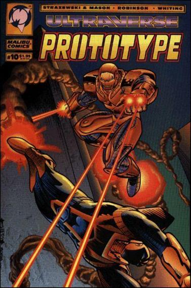 Prototype (1993) 10-A by Malibu