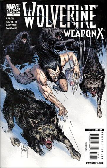 Wolverine: Weapon X 6-B by Marvel