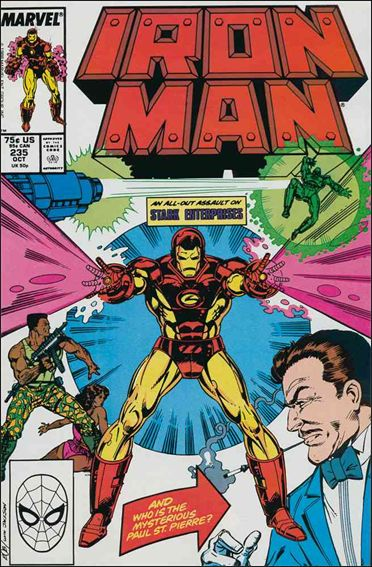 Iron Man (1968) 235-A by Marvel
