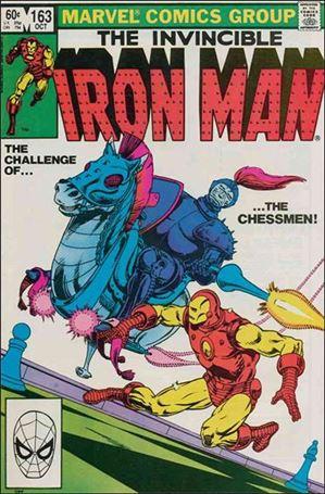 Iron Man (1968) 163-A