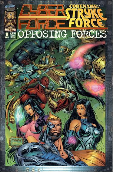 Cyberforce, Stryke Force: Opposing Forces 1-A by Image