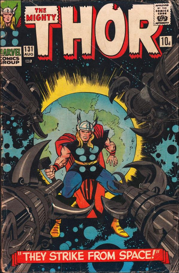 Thor (1966) 131-B by Marvel