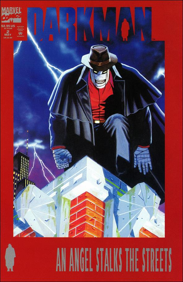 Darkman (1993) 2-A by Marvel