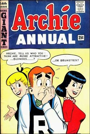 Archie Annual 14-A
