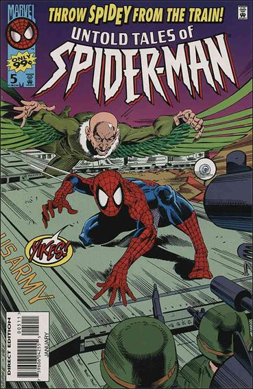 Untold Tales of Spider-Man 5-A by Marvel