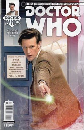 Doctor Who: The Eleventh Doctor 9-B