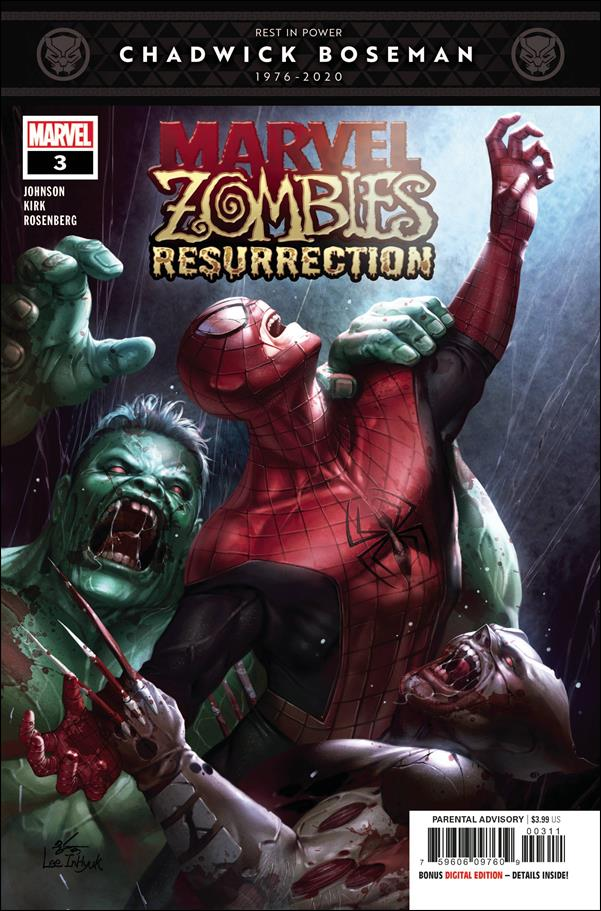 Marvel Zombies: Resurrection (2020) 3-A by Marvel