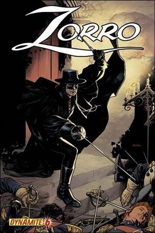 Zorro (2008) 7-B