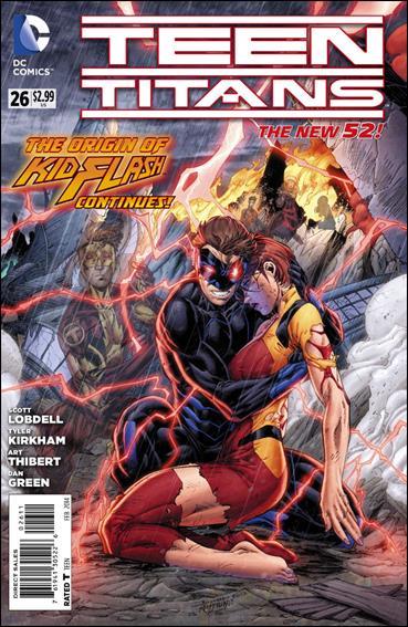 Teen Titans (2011) 26-A by DC