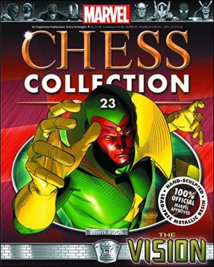 Marvel Chess Collection (UK) 23-A