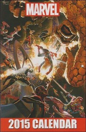 Marvel 2015 Calendar 1-A