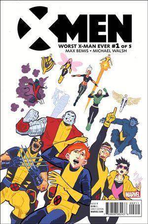 X-Men: Worst X-Man Ever 1-A