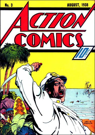 Action Comics (1938) 3-A by DC