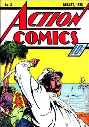 Action Comics (1938) 3-A