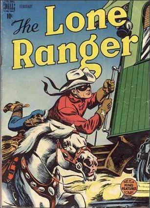 Lone Ranger (1948) 8-A