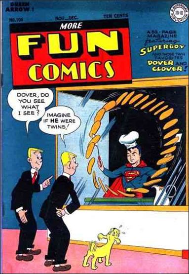 More Fun Comics 106-A by DC