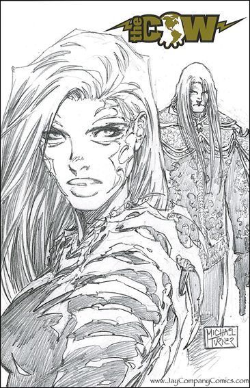 Witchblade 86-C by Top Cow