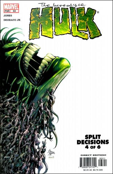 Incredible Hulk (2000)  63-A by Marvel
